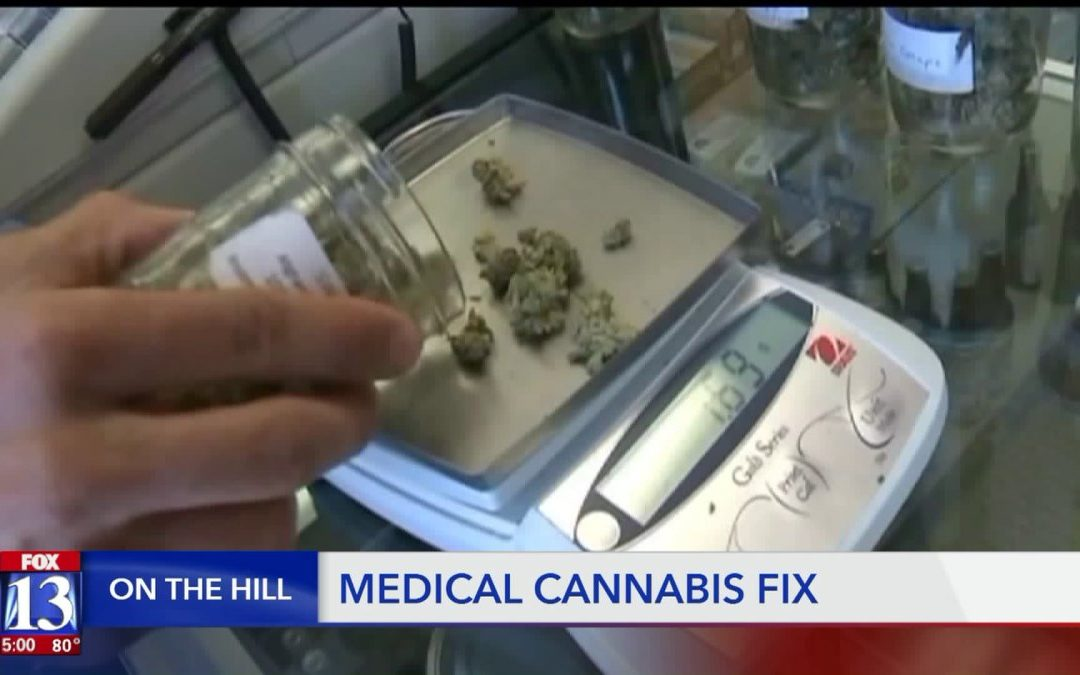 Utah lawmakers are making more changes to the medical cannabis program, but may miss deadlines