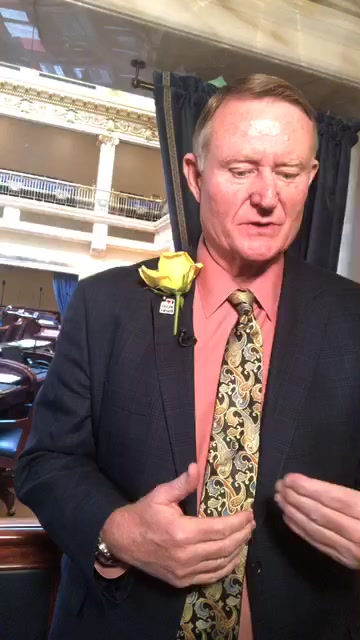 Here's 12+ minutes with Senator Evan Vickers discussing the changes being made i…